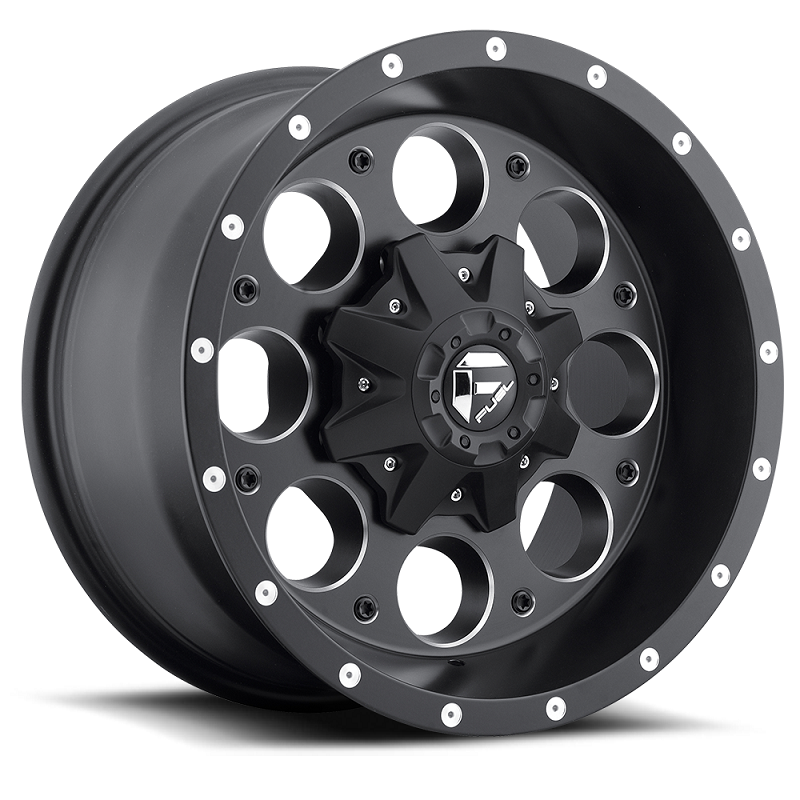 Fuel Wheels Black Milled 440x440 Revolver 440x44040 440x440440 Bolt Pattern 40 Mesmerizing 5x5 5 Bolt Pattern