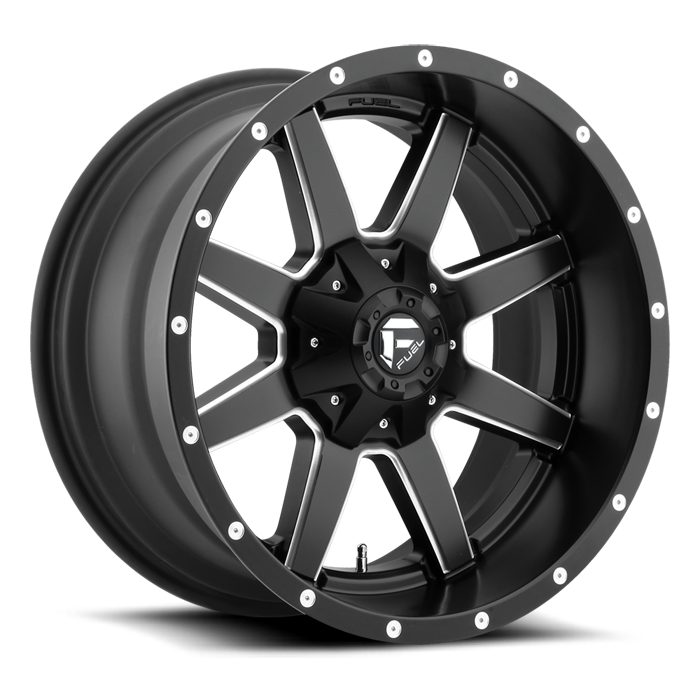 Fuel Wheels Black Milled 660x660 Maverick 660x660660 660x66060 Bolt Pattern 60 Extraordinary Jeep Yj Bolt Pattern